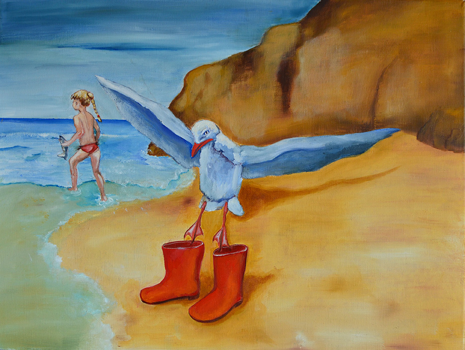 Juillet Joce Peinture