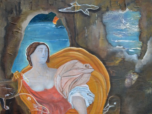 Marie Chralotte Joce Peinture