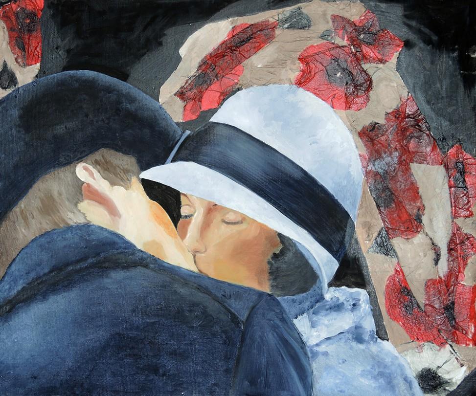 Arrêt sur image 1 - Joce artiste peintre