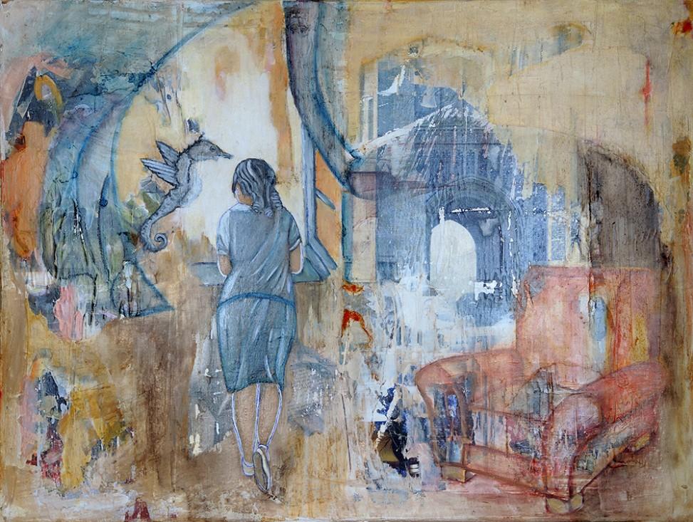 Hommage - Joce artiste peintre